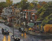 """""""Rainy West Side"""""""