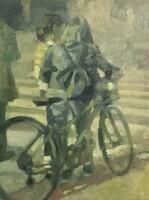 """""""Green Cyclist"""""""